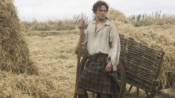 Outlander: Sam Heughan Answers Fan Questions - Interview by Fred Topel After the success of Outlander on television, Starz brought the cast of Outlander back to the Television Critics Association for the second time. I was able to get some specific questions for them from the fans on Twitter. At a party themed with Outlander, Black Sails and Power cuisine and drinks, …