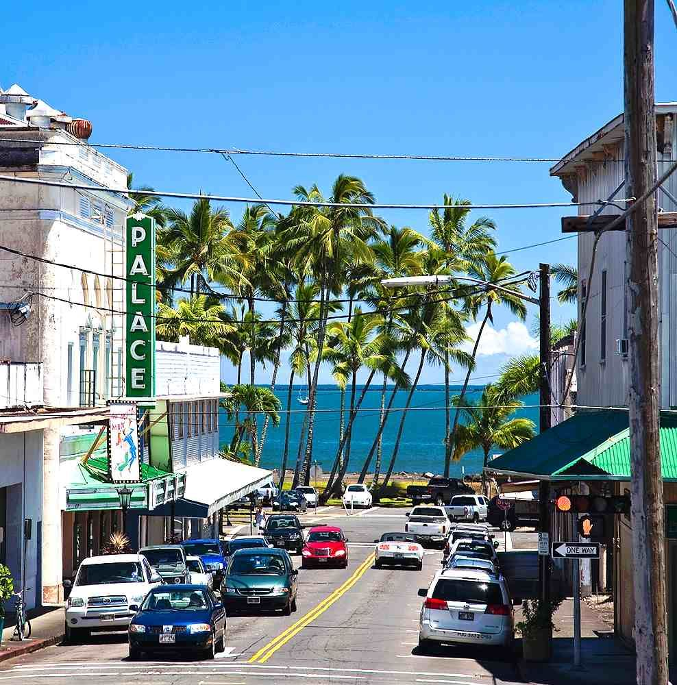 Old Hilo - Downtown Hilo. Photo copyright Hawaii Tourism