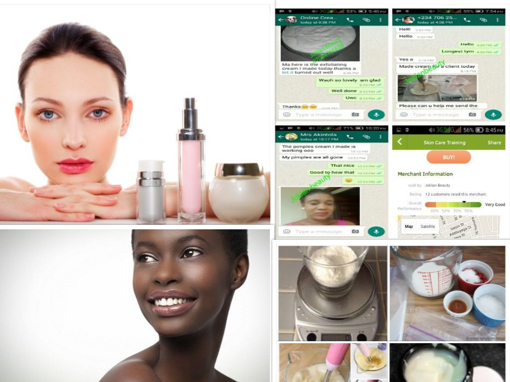 Online Skin Care Training Via Pdf Learn The Following