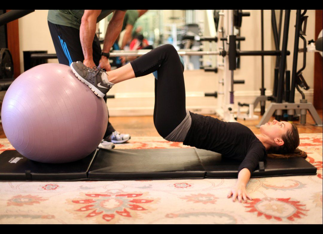 Stylelist Page Has Moved Holiday Workout Heidi Klum Workout