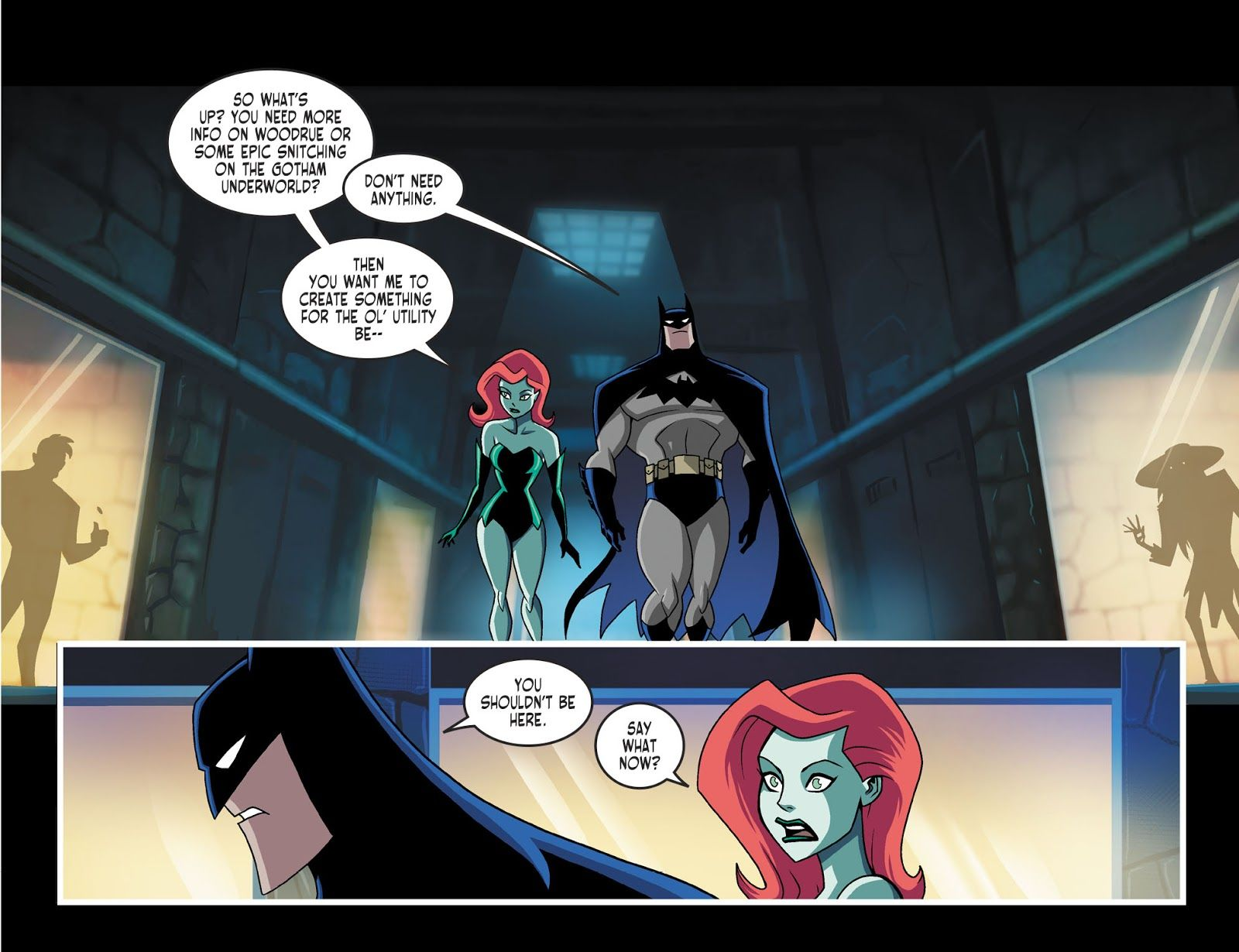 batman and harley quinn issue 2 read batman and harley quinn