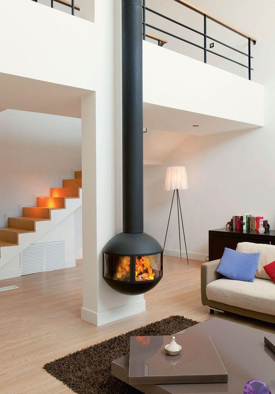 Quel poêle ou cheminée pour un salon design ? en 2020 | Poele a bois, Cheminée design, Modèles ...
