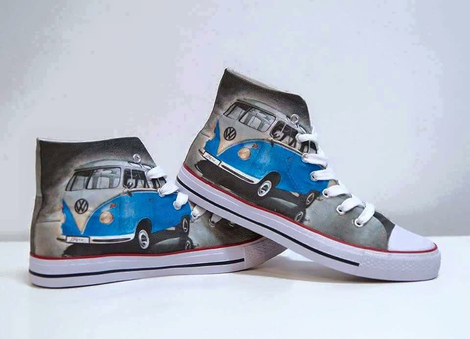 Chaussures combi | Bulli | Volkswagen bus, Vw bus und Bulli bus