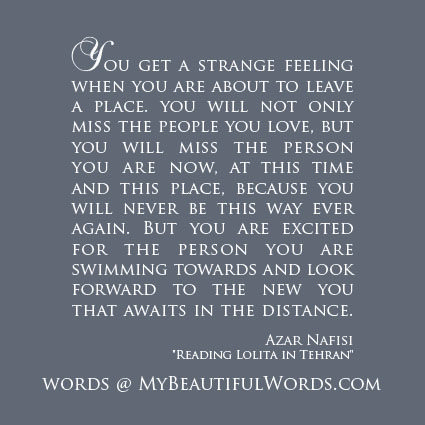 Image Result For Leaving A Place You Love Randomness Quotes