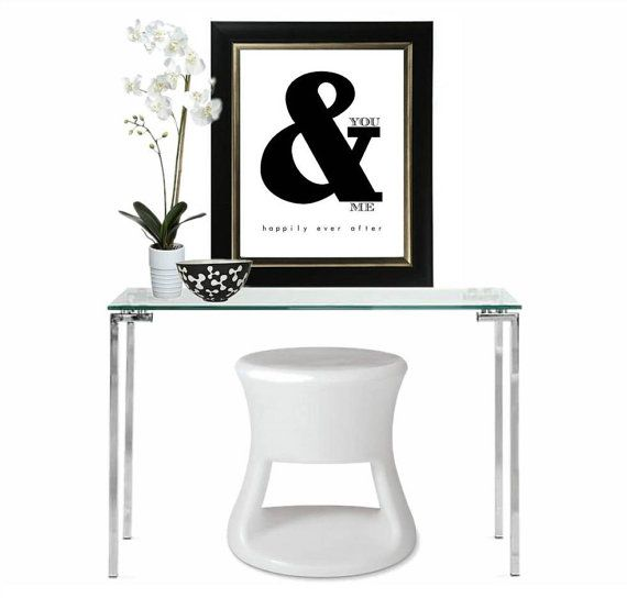 Wedding quote anniversary print. Instant by PrintableExpressions