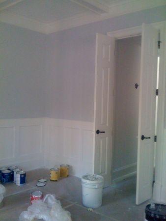 Best Benjamin Moore Bunny Gray The Walls In This Room Is 400 x 300