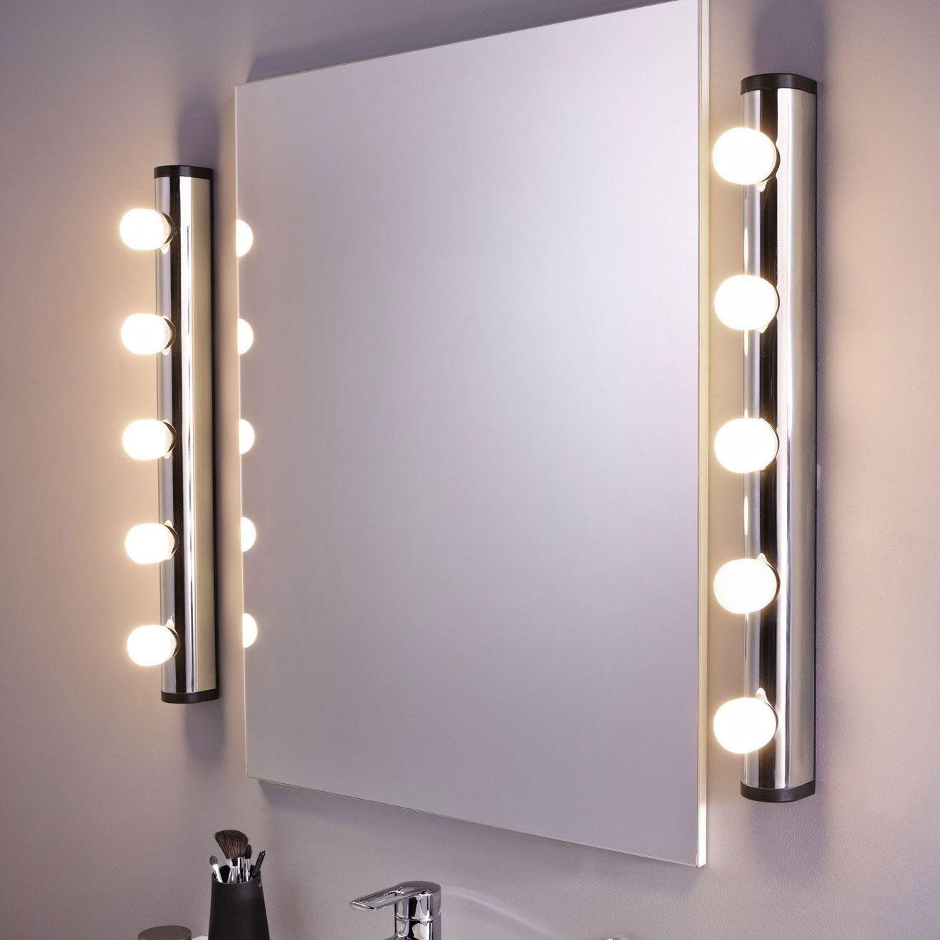 New Miroir Salle De Bain Leroy Merlin Led