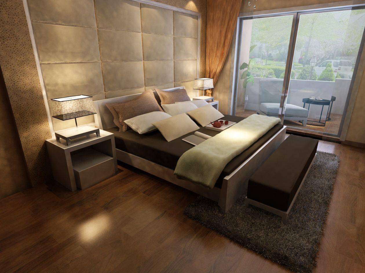 Dormitorios modernos dormitorios modernos dormitorio y for Pisos interiores modernos