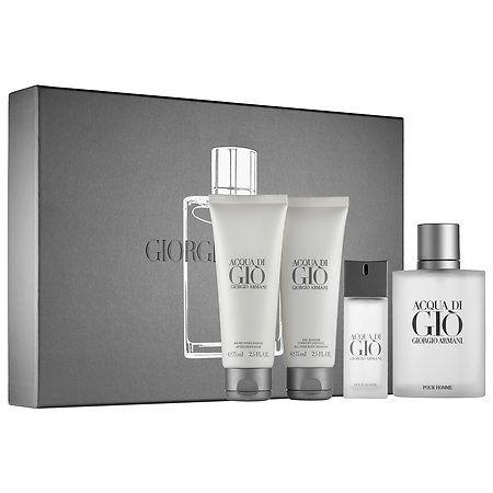 Acqua di Gio Gift Set - Giorgio Armani   Sephora   Gift sets for men 8594032dc5