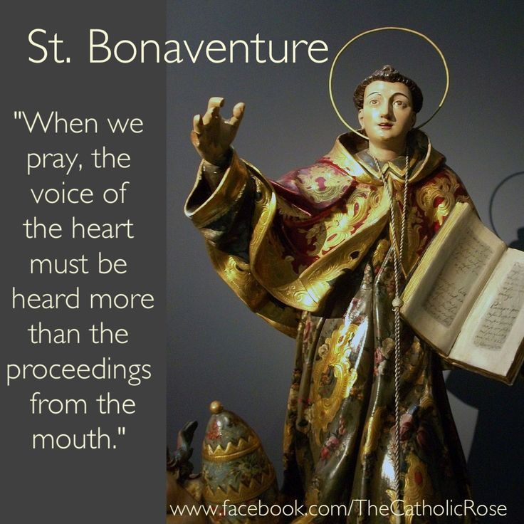 "Catholic Quote Of The Day: August 31 #pinterest ""When We Pray, The"