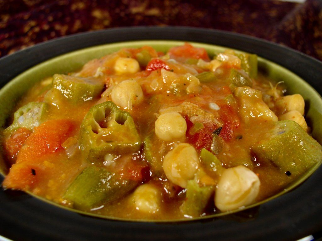 Gumbo .Guest Post by the Fatfree Vegan