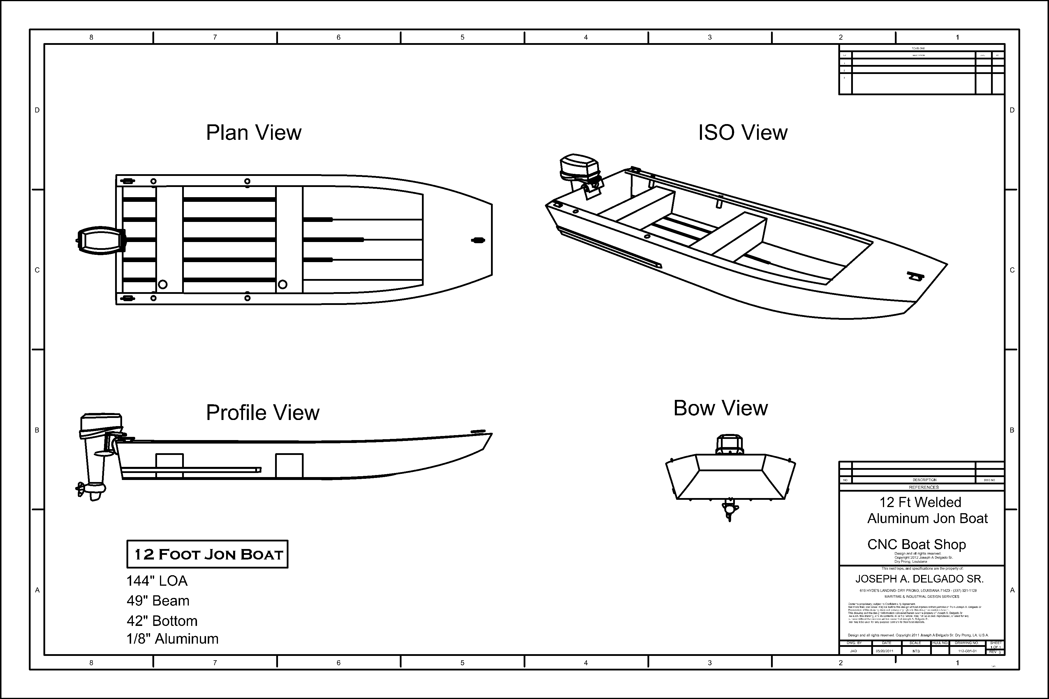 A Jon Boat Plan Getting The Best Out Of Your Boat Plans Jon Boat Boat Plans Boat Building Plans