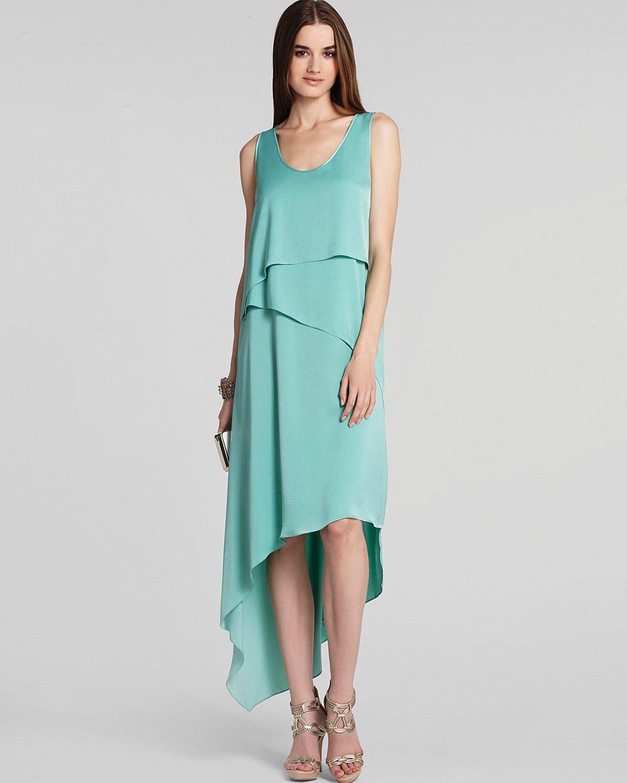 BCBGMAXAZRIA Dress - Reese Tank | Bloomingdales | Dresses & fashion ...