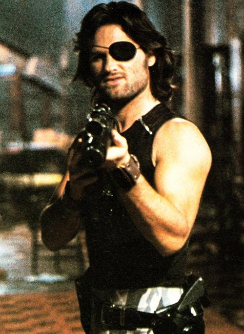 Escape From New York Snake Plisken Men/'s T Shirt Comic Escape Kurt Russell Movie