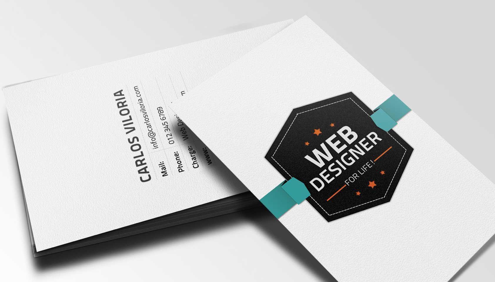 Die Besten Web Design Business Karten Zusammen Mit Web