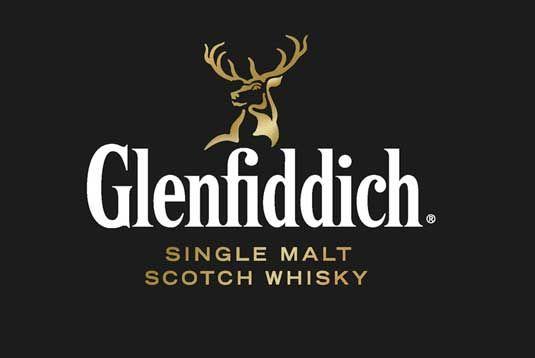 Glenfiddich scotch whisky decal