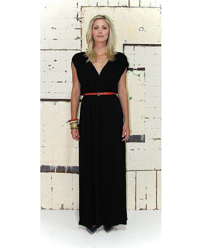 Black Empress Maxi Dress | Women's Fashion | Dresses, Tops and more | Et La Mer
