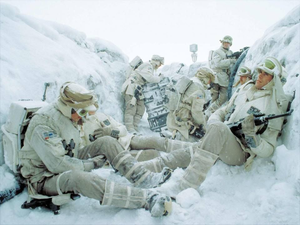 EmpireStrikesBack - Star Wars Hoth Rebel Trooper (updated) 266c9903e9ecec3aa71ba17c4cdc77a7