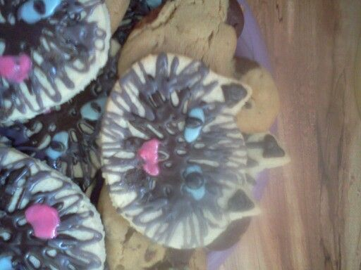 Lola cookies!