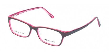 fb62bbf71d9 Mercurii Designer Eyeglasses - FR3701 Black Pink is a stylish frame made  from high quality
