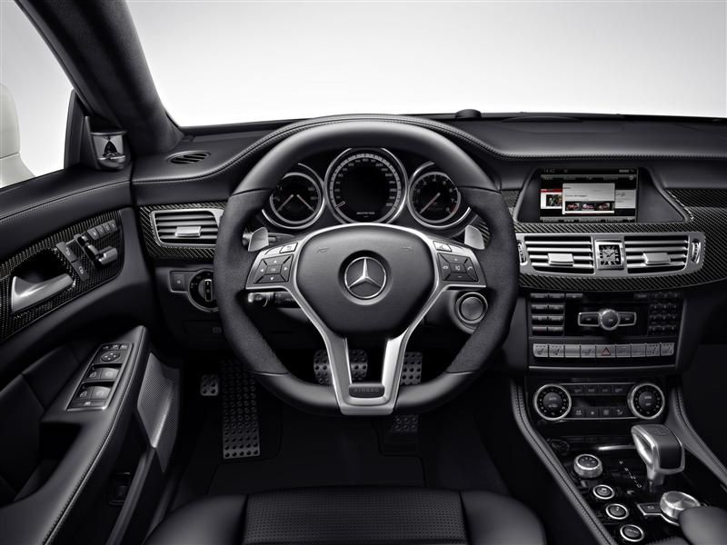 Mercedes Cls 63 Amg Interior With Images Mercedes Benz Cls