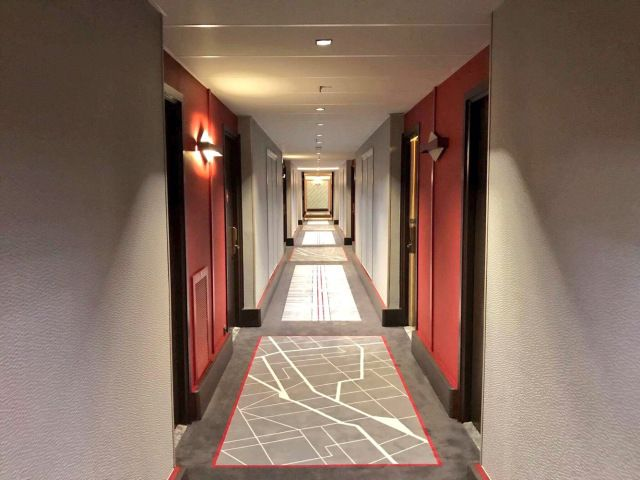 Mravel hotel Disneyland Paris