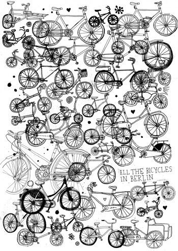 All the bikes