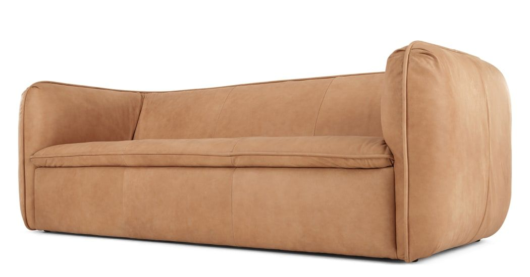 Made Tan Leather Sofa 3 Seater Sofa Sofa Modern Sofa