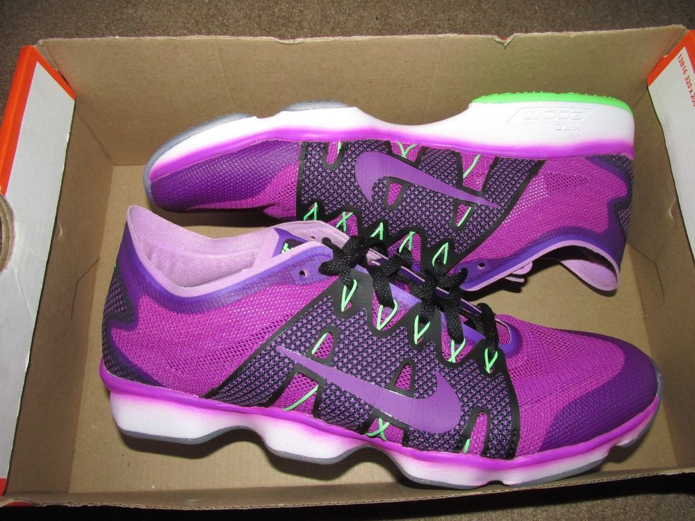 Nike Air zoom Fit Agility 2 blackwhite (ladies) (806472 001