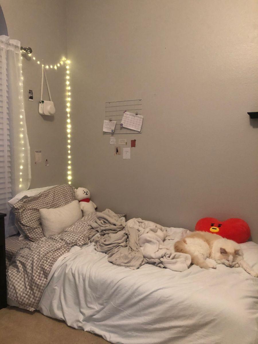 aesthetic room   Ide dekorasi kamar tidur, Ide dekorasi kamar, Ide ...