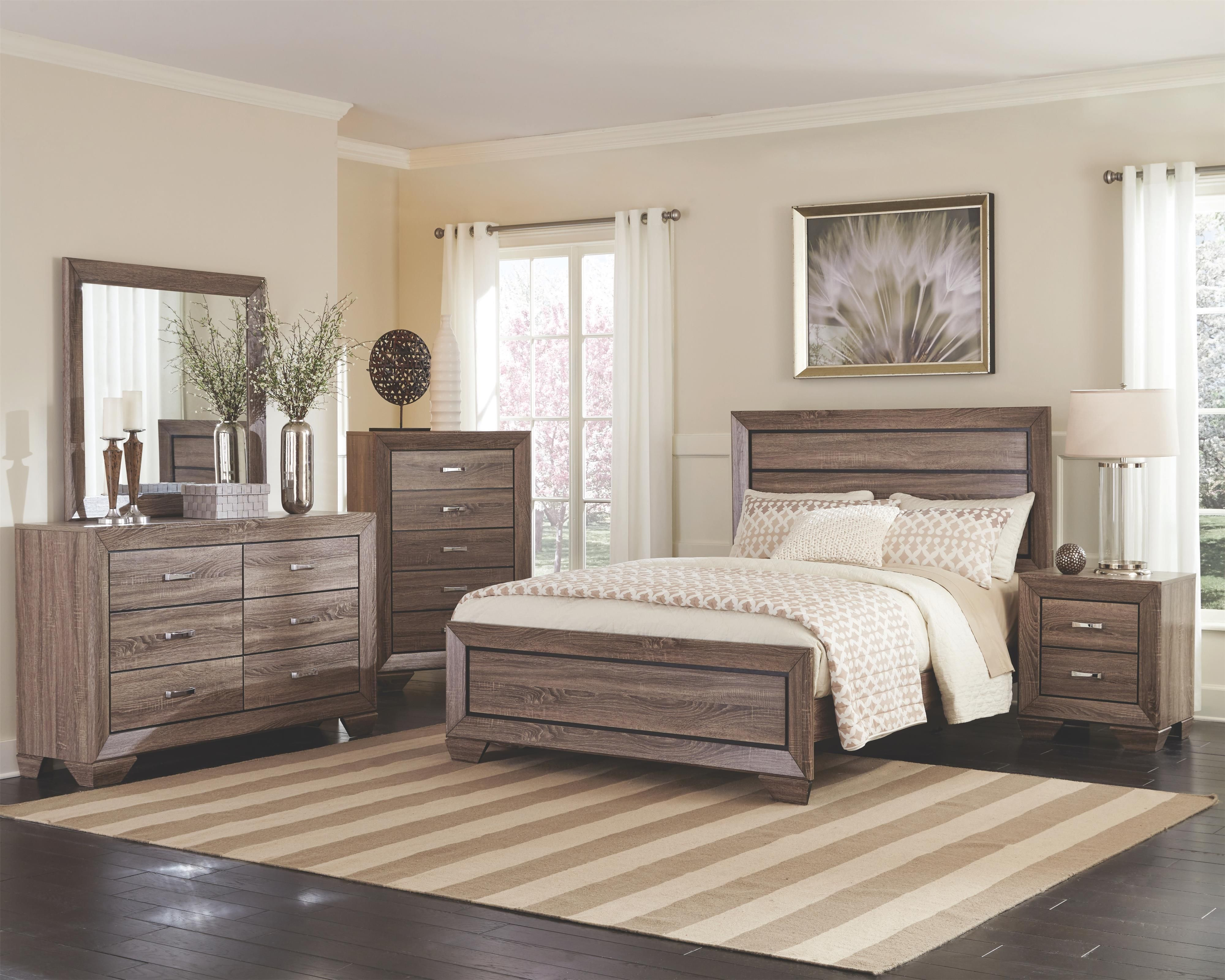 Coaster Kauffman Chest with 5 Drawers Coaster Fine Furniture