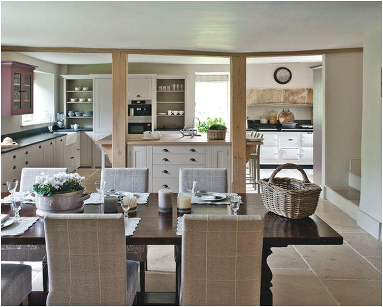 Desain Ruang Makan Dan Dapur Minimalis Mewah Sederhana Deki