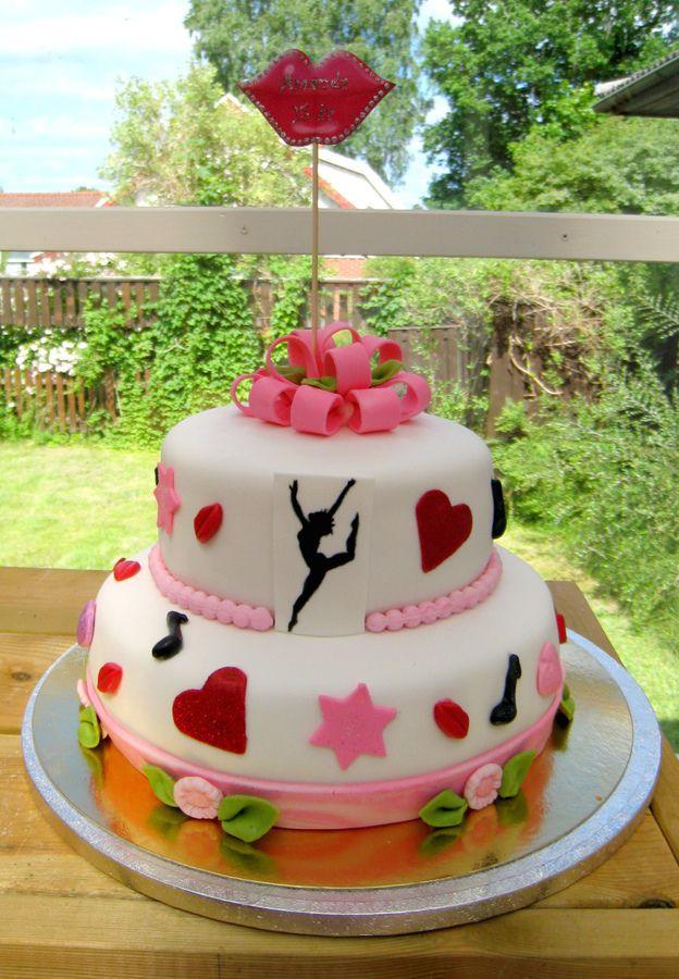 Birthday Cake, Happy Birthday Cakes, Cake