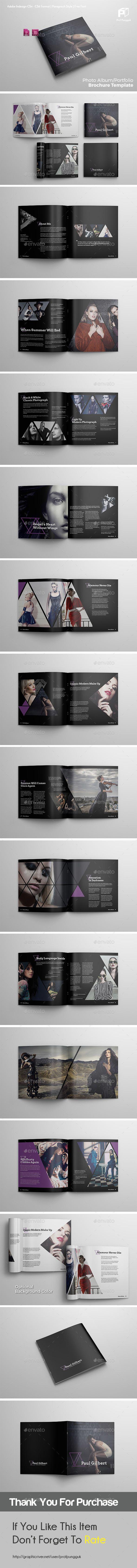 Square Photo Album Vol.2 | Portafolio