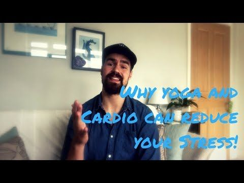 Why yoga and cardio can reduce your stress - (Yoga, Cardio, and Stress OH MY!) - http://LIFEWAYSVILLAGE.COM/stress-relief/why-yoga-and-cardio-can-reduce-your-stress-yoga-cardio-and-stress-oh-my/
