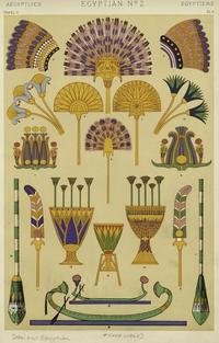 Flabelo Arte De Egipto Egipto Dibujo Egipto