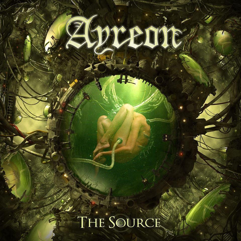 Ayreon The Source Album Vol 07 Pinterest Music Album Und