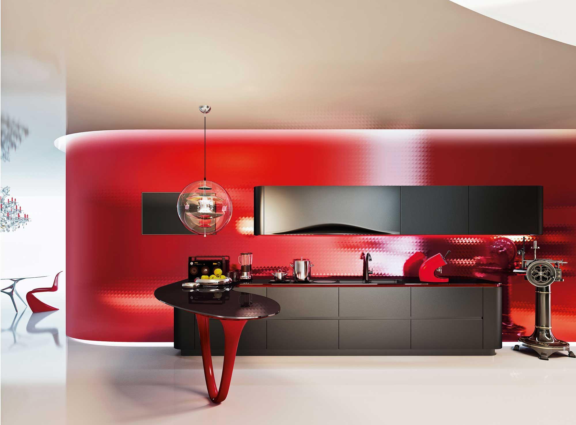 OLA 25 Modern Kitchen | Retailer, Snaidero, USA | Designer ...