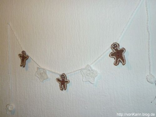DIY: Weihnachts-Häkeleien - DIY Blog vonKarin