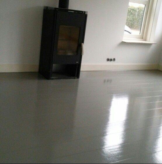 Grey Painted Floor Ral 7030 Ral 7030 Floor Painted