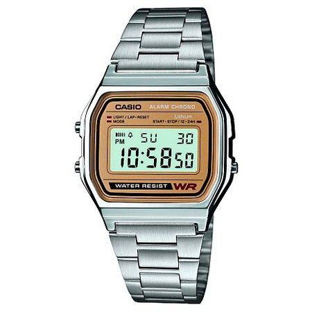 5347e0ad92af Casio Men s Classic Digital Watch - Silver (A158WEA-9)   Target ...