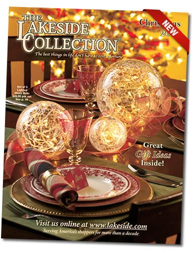 lakeside collection catalog