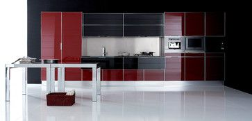 Aran Cucine Volare Collection  Modern  Kitchen Cabinets  Miami Prepossessing Kitchen Cabinets Miami Design Inspiration