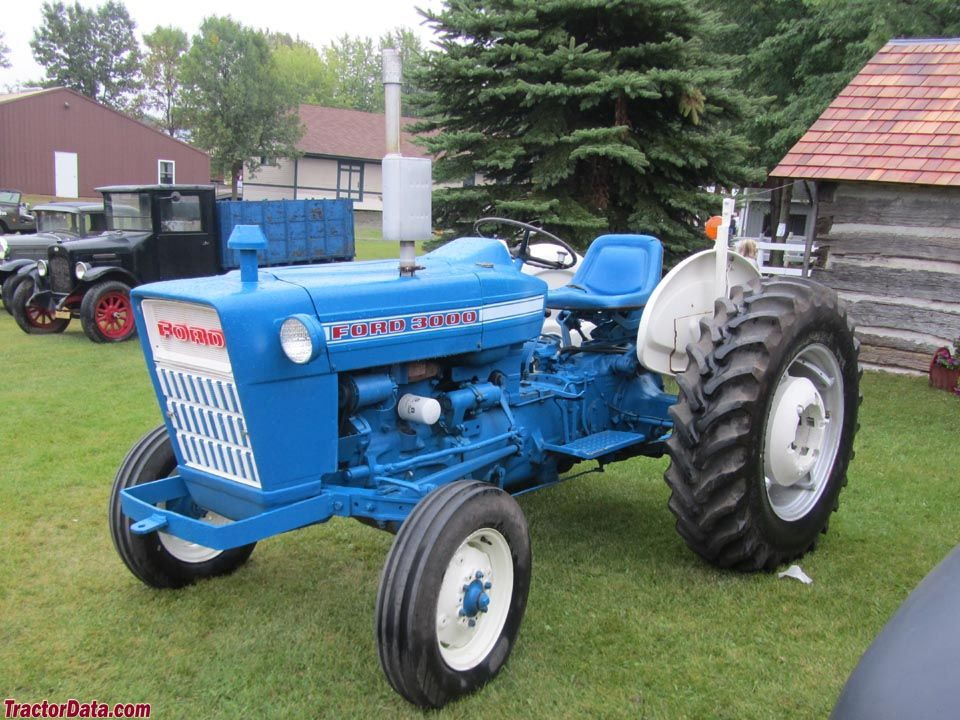 Ford 3000 Tractor Google Search Tractors Old Tractors Tractor Pictures