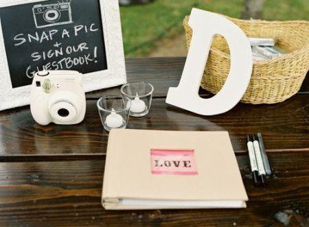 80th Birthday Party Suggestions Creative Wedding Guest Books Wedding Guest Book Polaroid Guest Book