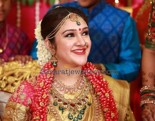 Sridevi Vijaykumar Baby Shower | brides/south indian ...