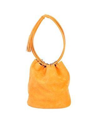 Titi Couture Bolso Rings Sack (Naranja)