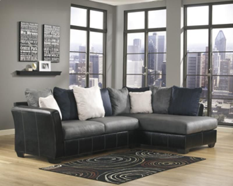 Gentil Ashley Signature Design Living Room RAF Corner Chaise 1420017   Furniture  Mall Of Kansas   Topeka, KS And Lawrence, KS
