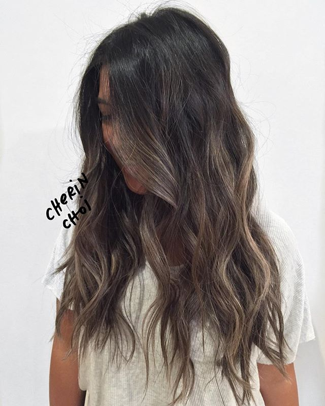 Cherin Choi On Instagram Ashy Highlights For This Natural Level 1 2 Grey Greyhair Ashyblonde Hair Haircolor Color By Mizzc Hair Hair Beauty Beach Hair