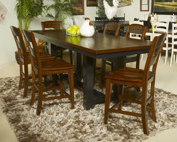 Charmant D68032T By Ashley Furniture In Emporia, KS   RECT DRM Counter EXT Table Top